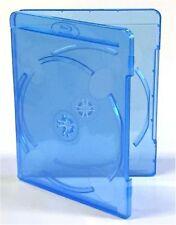 1 Doble Slim Blu Ray Funda De 11 Mm De Lomo nuevo vacío cubierta cara a cara