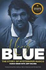 Moody Blue: The Story of Mysterious Marco, New, Jeff Holmes,Marco Negri Book