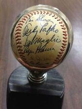 Brooklyn Dodgers Reunion Team Signed Official JSA COA MLB Baseball Ball 25 Autos