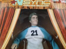 New Justin Timberlake Doll Marionette N'Sync 2000