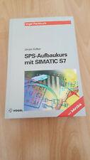 SPS-Aufbaukurs mit SIMATIC S7 Buch IT LehrbuchJürgen Kaftan
