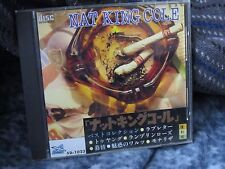 "NAT KING COLE "" BEST OF THE BEST"" JAPANESE CD SEAGULL PROJECT ORIGINAL VERSION"