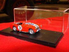 Austin Healey 100/S 1956 Sebring Metal Model - Handmade in England