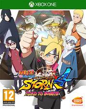 Naruto Shippuden UNS4 Road to Boruto - XBOX ONE ITA - NUOVO/SIGILLATO [XONE0376]