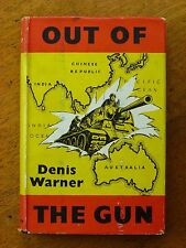 Out of the Gun - Denis Warner (Hardback, 1956) Asia, Indo-China 1950s
