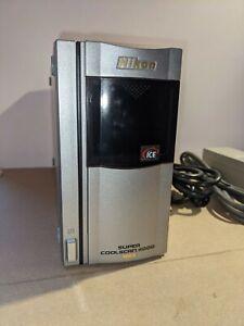 Nikon Super Coolscan LS-4000 ED Slide & Film Scanner - Excellent Condition