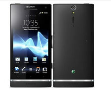 New Unlocked Sony XPERIA S LT26i 32GB Android Smartphone Wifi NFC Black