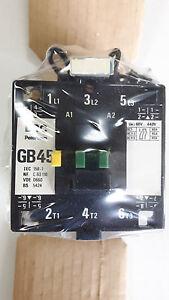 BBC GB 45-30-11 230V Leistungsschütz Schütz FPL3412001R0116 Brown NEU (#220)