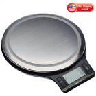 NEW Stainless Steel Digital Kitchen Scale with LCD Display - Batteries Included photo