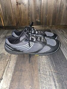 Merrell Women Barefoot Pace Glove 3 Size 8.5 Trail Running Shoes Great Con