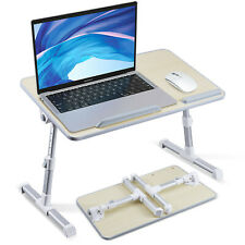 Minitable Adjustable Laptop Bed Table Portable Standing Desk Foldable Sofa Table