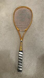 Black Knight ION squash racquet used a handful of times