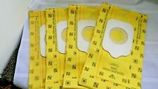 4 Yellow Genuine Kirby Vacuum Cleaner Filter Bags Style #3