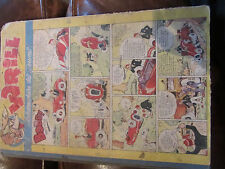 ANCIEN ALBUM BANDE DESSINEE WRILL 1947 HEBDOMADAIRE  DES JEUNES