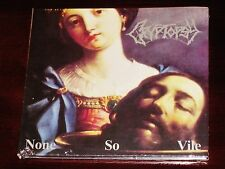 Cryptopsy: None So Vile CD 2014 Hammerheart Records HHR 2014-01 Digipak NEW