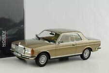 Mercedes-Benz  280 CE C 123 Coupe 1980 champagner 1:18 Norev