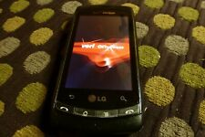 LG Ally VS740 - Black (Verizon) Smartphone #3105