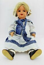 Antike Puppe Gebr Heubach Köppelsdorf 342.5 old doll 56cm Schlafaugen