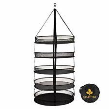 Essiccatore Secret Jardin DryIT90 - 80cm 5 ripiani-Essiccatore Per Fiori Spezie