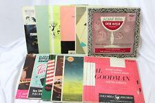 "10"" Vinyl Record LP 33 rpm Jackie Gleason RCA Work Songs Spirituals Waltzes"