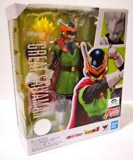 Bandai S.H Figuarts Dragonball Z : Great Saiyaman God SS Vegeta Tamashii Nations