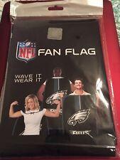 *NIP* Philadelphia Eagles Fan Flag-Super Bowl LII Champs 2018-FREE SHIP-Reduced!