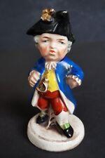 Vintage Goebel Figurine KF 901 Baroque style Gentleman with Tricorn Hat TMK1