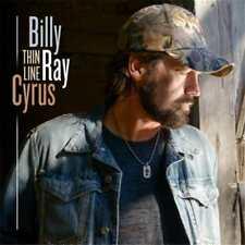 BILLY RAY CYRUS THIN LINE Australian Tour Edition 2 CD NEW