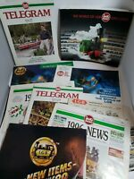 LGB Trains Ephemera Magazine Flyer Catalog Lot 1991