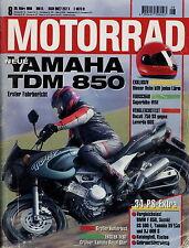 Motorrad 8 1996 Yamaha TDM 850 Cheney Laverda 668 Maico MC 500 XVZ1300A KTM LC4