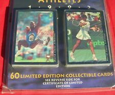 WORLD CLASS ATHLETES FROM 1992 CLASSIC SET #259291 OF 295,000 UNOPENED