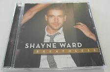 Shayne Ward - Breathless  (CD Album 2007) Used Very good