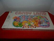 Rare Vintage 1984 - CANDY LAND Board Game Milton Bradley Sealed