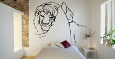 Vinyl Wall Decal Sticker Decor Nursery Lion King Simba DIsney Nala Cartoon O225