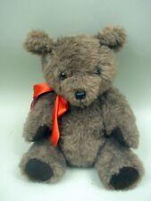 """Classic 15"""" Plush Jointed Teddy Bear by Barbara Eyman - Artist Original"""