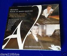 """CD """"Œuvres Pour la Main Gauche Vol.5"""" Neuf & Scellé Pour Main Gauche"""