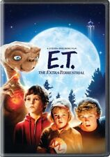E.T. the Extra-Terrestrial (DVD,1982)
