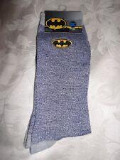 BATMAN DC Comics socks  shoe size 6 - 12