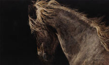 Judy Larson FIRE & FLIGHT art print Horse #998/1000