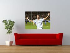 CRISTIANO RONALDO REAL MADRID FOOTBALL GIANT ART PRINT PANEL POSTER NOR0258