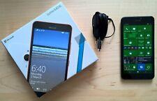 Microsoft  Lumia 640 XL LTE - 8GB - Schwarz (Ohne Simlock) Smartphone Win 10