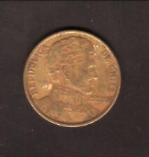 Chile--1978--1 Peso Coin--Bernardo O'Higgins