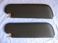 1968 skylark  GS coupe  new sun visors black non perforated