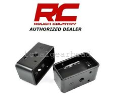 "Rough Country 3"" Single Pin Universal Fit Rear Lift Blocks - PAIR [6594]"