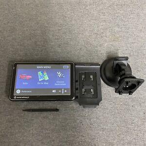 Rand McNally Road Explorer 5 Touchscreen GPS Unit W/ Mount Bundle