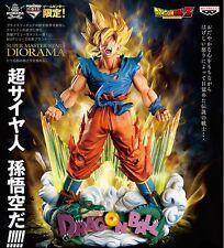 DRAGON BALL Z SUPER MASTER STARS PIECE GOKU DIORAMA THE BRUSH FIGURE