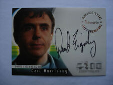 2010s Sci-Fi Collectable Trading Cards with Autographed