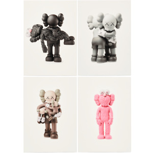 KAWS   Postcard Set   NGV Exhibition   Companionship in the Age of Loneliness