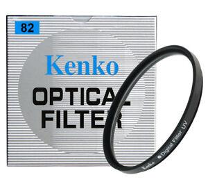 KENKO 82MM FILTRE UV DIGITAL DE PROTECTION OBJECTIF - ORIGINAL KENKO