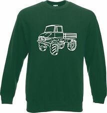 Unimog Shirt /Unimog Pullover / Sweatshirt mit Unimog